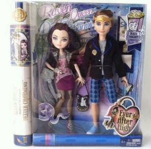 Ever After High Date Night Dexter Charming & Raven