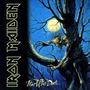 Iron Maiden Fear of The Dark 180g 2LP