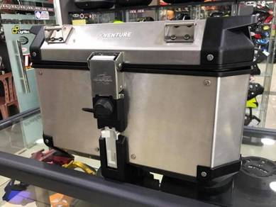 Kappa K-Venture Aluminium Box 48 Liters