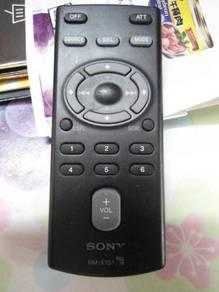 SONY RM-X151 remote control