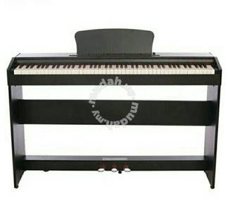 New digital piano with 88 keys