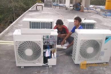 Aircond s e r v i c e dan tambah gas aircond