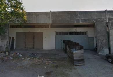 25x75 taman klang utama factory warehouse