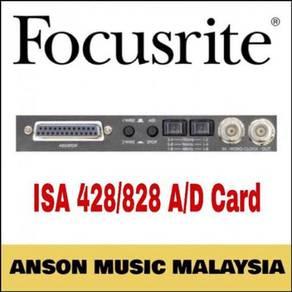 Focusrite ISA 428/828 A/D Card 192kHz 8 Ch A/D Opt