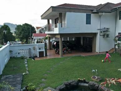 CORNER LOT FULLY RENO Double Storey Terrace Seksyen 6 Wangsa Maju