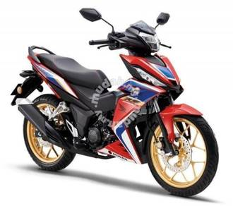 Honda rs 150 v2 promosi hujung tahun 12.12 !!!!