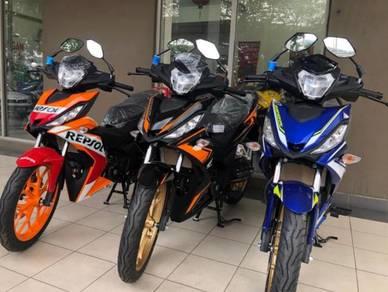 HONDA RS150 V2 Deposit  !!!