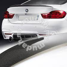 BMW F32 M Performance Rear Boot Carbon Spoiler