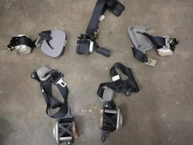 Seat belt Subaru Impreza WRX STI GDB