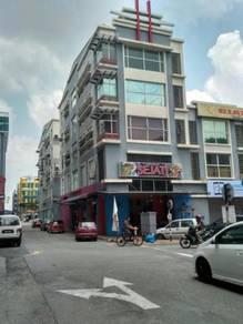 Alam Avenue 5-storey Corner shop Lot, Shah Alam