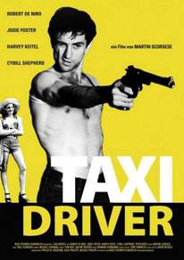 Poster MOVIE TAXI DRIVER v 1