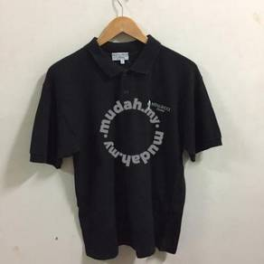 Nina ricci Black Polo Shirt Size 50