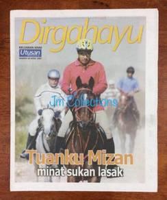 Tuanku Mizan Minat Sukan Lasak- Khamis 26 APRIL 07