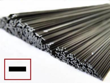 Carbon Fiber Flat Bar 1.0mm (T) X 5mm (W) X 1000mm