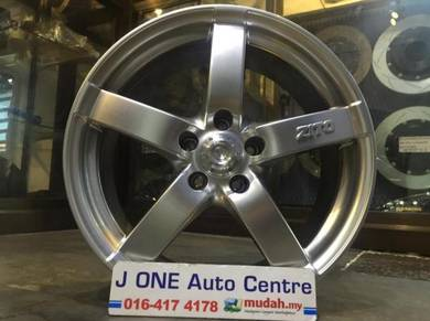 Zito wheels 18inc vellfire alphard estima civic fc