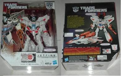 Transformers Generations 30th Leader Class Jetfire