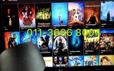 Rise 15000+ tv box uhd android live tvbox pro iptv