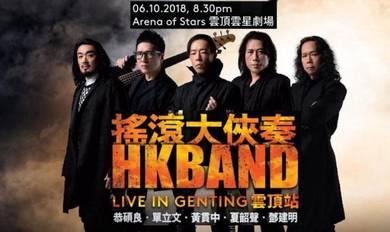 HK Band Genting 2018