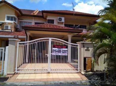 2 Storey Corner Terrace FREEHOLD 100% Rebuilt GREAT VALUE PUTRA HEIGHT