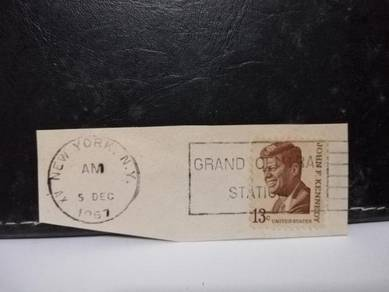 1967 USA Stamp President Kennedy