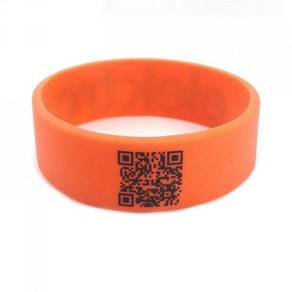 QR Code Wristband Malaysia