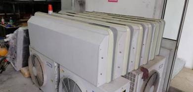 Aircond ceiling expose type 2.5hp