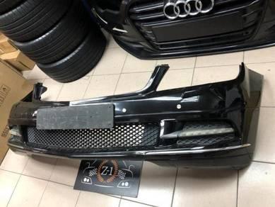 Mercedes Benz W204 Original Bumper DRL