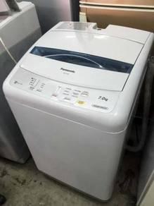 7kg Panasonic Washing Machine Mesin Full Automatic
