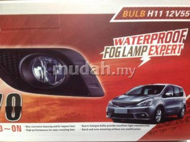 Nissan livina oem fog lamp fog light