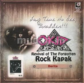 CD Okid Rock Kapak