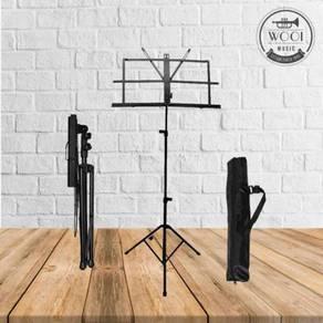 Music score stand / menu display stand 09