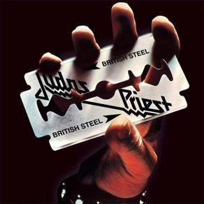 Judas Priest British Steel 180g LP