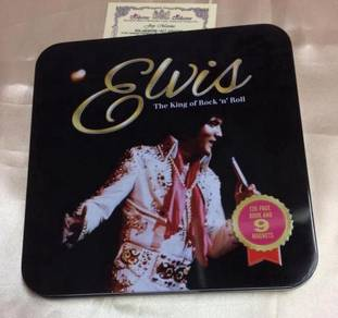 ELVIS The King of Rock 'n' Roll special Collecter'