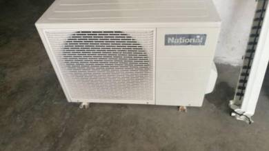 National 1.0 hp Air Cond Outdoor Compressor 2nd