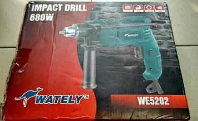 Impact drill