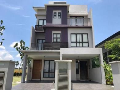 2 Storey Link Hybrid House at Bandar Puteri, Bangi