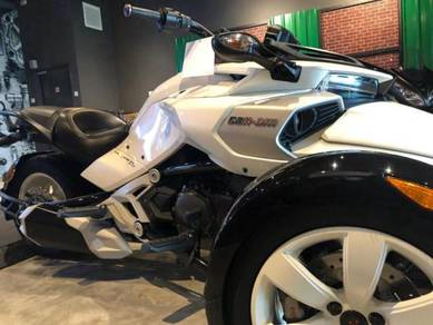 Recond unreg can am spyder f3 1300cc for sale