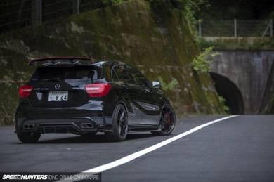 Mercedes Benz W176 A45 Varis Diffuser A45 Diffuser