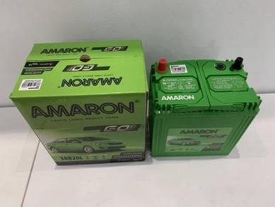 AMARON Bateri Kereta Car Battery MYVI AXIA ALZA