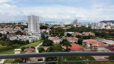 MIDDLE FLOOR & Great View | Plaza Ivory | 900sf | Fully Furnished