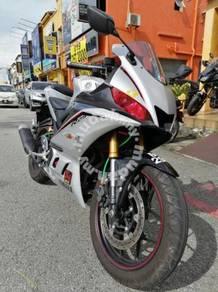 Yamaha r25 ninja 250
