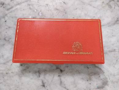 TEXP Benson & Hedges Plastic Box Lama Vintage 3
