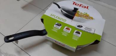 Tefal Non Stick Frying Pan (with cover)