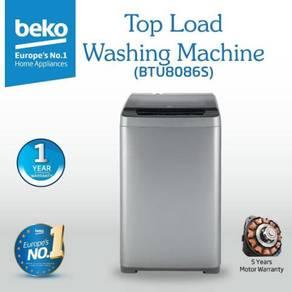 Beko top load 8kg washing machine