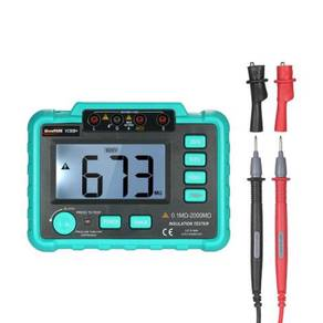 Professional LCD Digital Insulation Resistance Tes