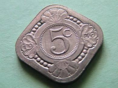 5 cent Netherlands 1936 [Kod : A0805]