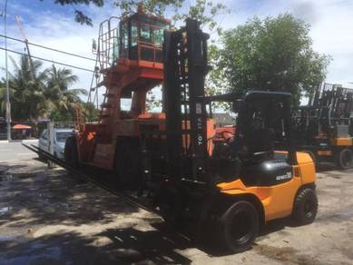 JAPAN FULLY Imported TOYOTA 3 ton DIESEL FORKLIFT