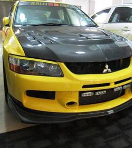 Lancer Evolution 7 8 9 Evo Eye lid Eyelid