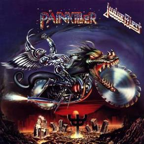 Judas Priest Painkiller 180g LP