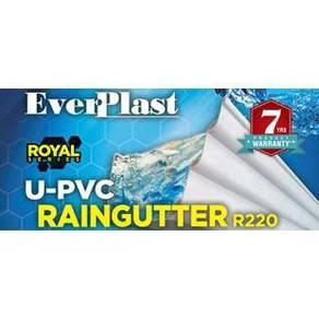 UPVC Rain Water Gutter Channeling System